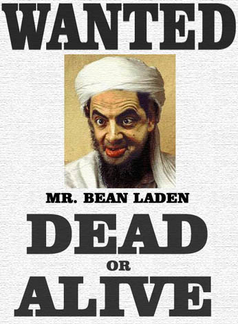 Bean Laden - Wanted Dead or Alive
